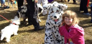 Million Paws Walk & a few words from my Inner Dog