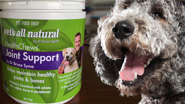 Vets All Natural Joint Support Chews