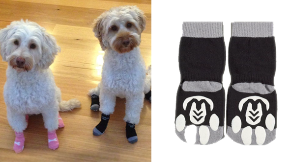 Power Paws Non-Slip Socks